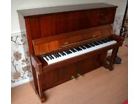 Lippmann Upright Piano with stool