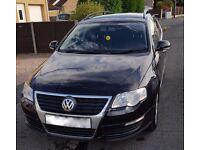 VW Passat (Black) 2.0 TDI SE Estate