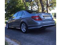 Mercedes Benz 2.1 CDI C Class sports