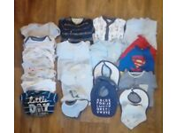 Baby boy 3-6 months bundle