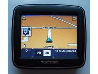 TomTom Start ² Classic - 2GB - UK & West and Central Europe v.8.45 GPS Sat Nav (no offers, please)