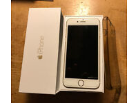 Apple iPhone 6 / Gold /Boxed with earphones, charger + case! Brilliant condition!