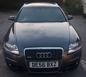 Audi A6 S-Line Quattro 2.7 TDI Avant, Auto * NO WARNINGS ON MOT *