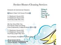 Fresher Homes Cleaning