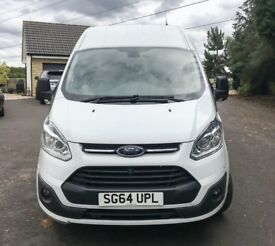2014 Ford Transit Custom **Excellent Condition ** FSH ** AirCon **