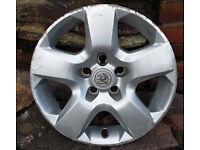 "16"" Vauxhall Astra Zafira Vectra wheel trim hubcap cover"