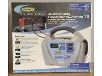RING STANDARD CHARGE 12 BATTERY CHARGER