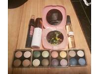 Make Up Ted Baker Lip&Cheek Tint, Next Perfume Sparkle, Eye Shadow, Lip Crayon and Mirror