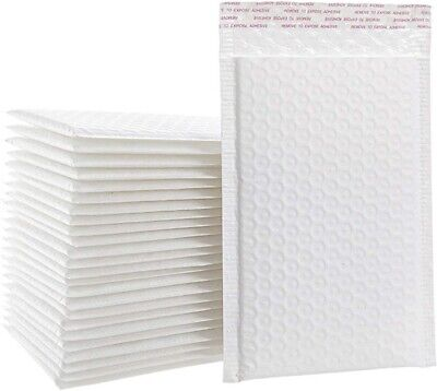 50 Pack Bubble Paded Envelopes Postal Shipping Mailing Bags Seal Seal Waterproof