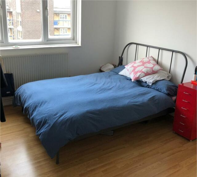 quality design 93321 d2270 Ikea Kopardal Bed Frame and Ikea Hamarvik Mattress | in Dalston, London |  Gumtree