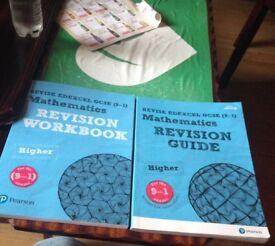 Maths revision books