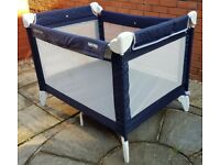 Mothercare Pack'n'Play travel cot, or play pen. in good condition..