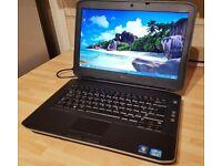 Laptop DELL LATITUDE 14 inch - Intel i5 - 4GB RAM - 500GB Hard Drive - £120