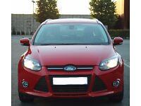Ford Focus 1.6 Zetec Powershift 5 Door Estate 2012 Sale Price £10750