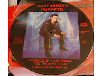 "Gary Newman 12"" Vinyl Picture Disk"