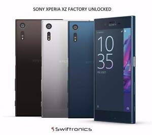 Brand New Sony Xperia XZ F8332 Black | Platinum | Blue 64GB