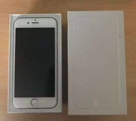 iPhone 6 - 64GB White - unlocked for any network