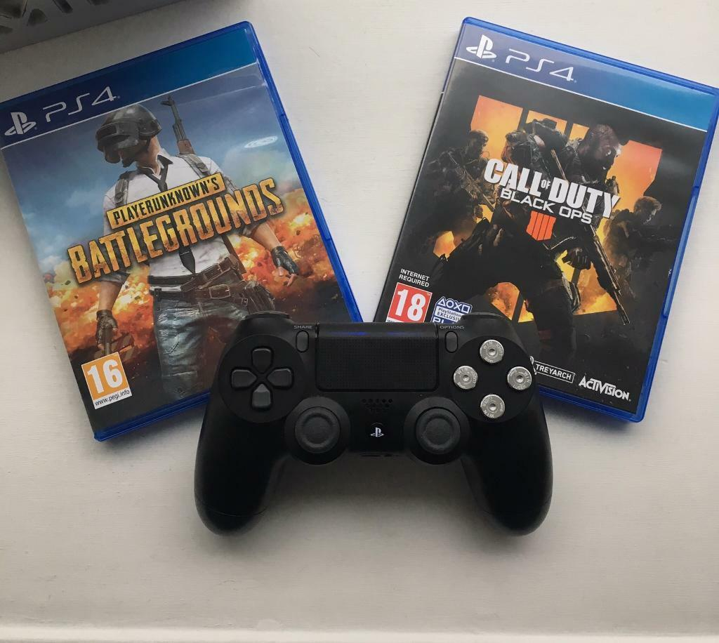 Ps4 Pro Elite Rapid Fire Controller Black Ops 4 And Pubg In Halifax West Yorkshire Gumtree