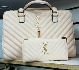 Ysl bag and purse