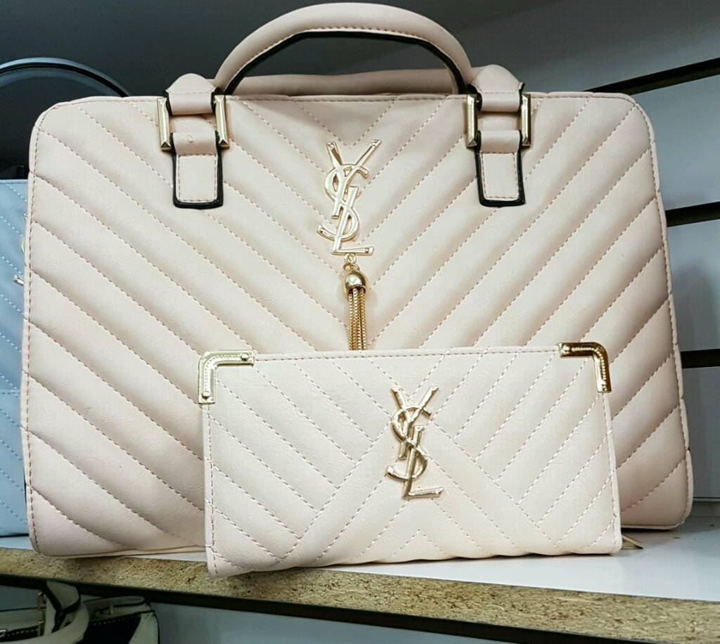 Ysl bag and purse