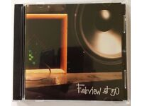 """""""Fairview @ 50"""" CD and DVD."""