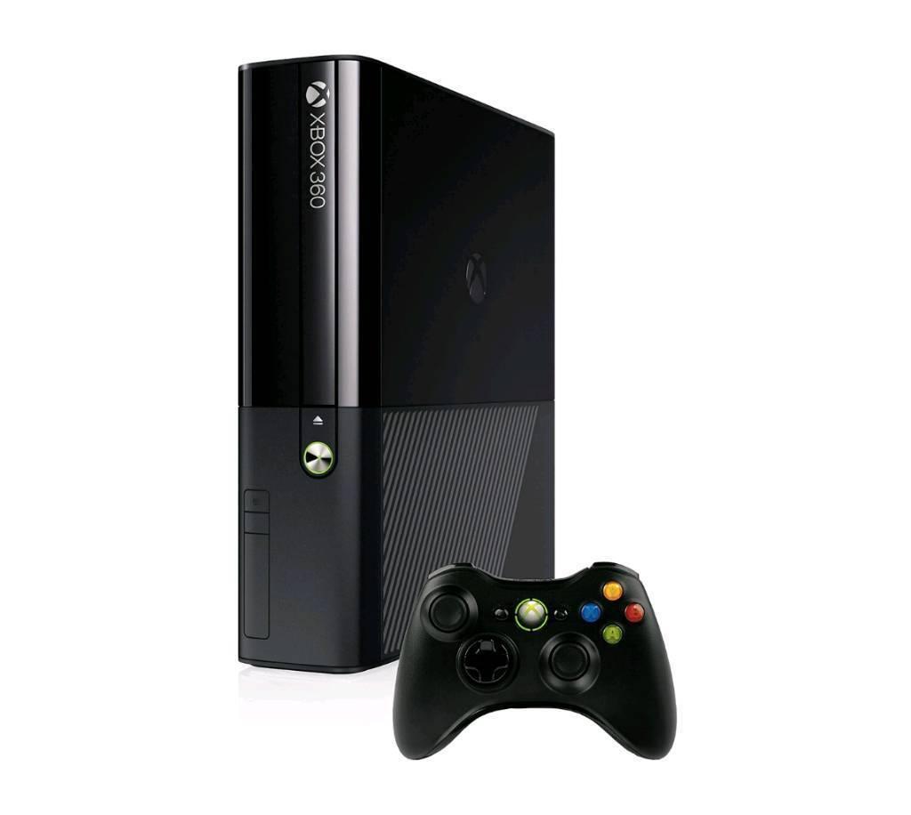 Xbox 360 E 500gb & 4 games
