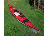 Nigel Dennis Pilgrim Sea Kayak