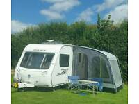 Swift Charisma 220 Powrtouch motomover fitted