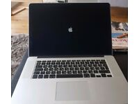 Macbook Pro 15 Retina Display (2013) 256 GB