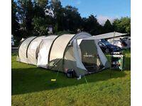 Cloeman Coastline Delux 8 Man Tent