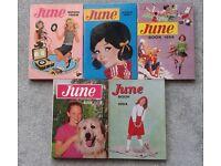 Girls' Annuals: JUNE