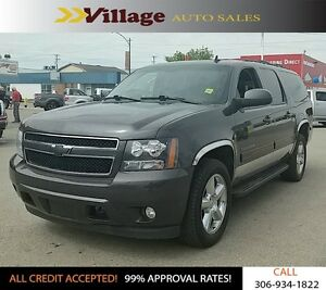 2011 Chevrolet Suburban 1500 LT 4X4, Power Sunroof, Leather I...