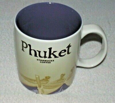 Starbucks PHUKET Coffee 16oz Mug FREE SHIPPING