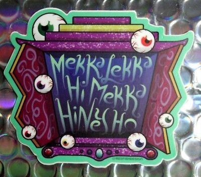 (PEE-WEE'S PLAYHOUSE Jambi sticker / Vinyl Decal / 3