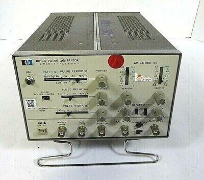 Hp Hewlett Packard 8013b Pulse Generator - Free Shipping
