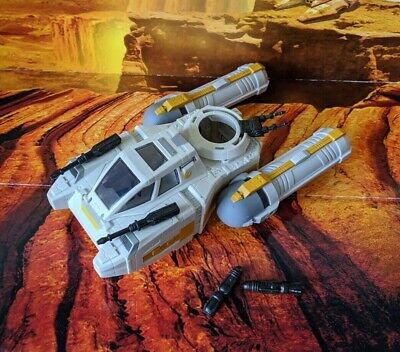 STAR WARS VEHICLE 2014 REBELS COLLECTION Y-WING SCOUT BOMBER