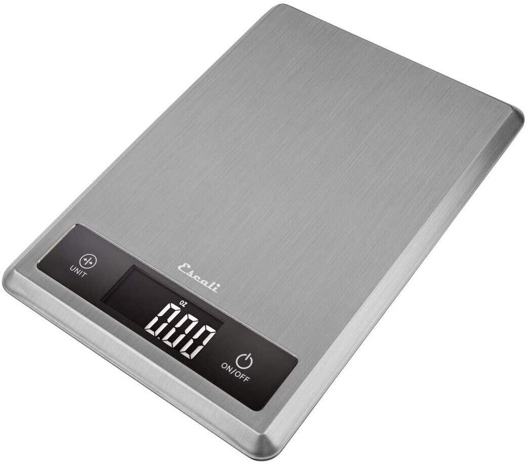 Escali Tabla Ultra Thin Nutritional Scale, 1 ea