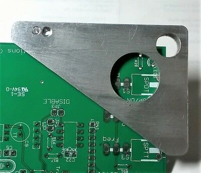 Corner Center Zero Edge Finder Cnc Ef3x2 For Non-metalic Or Irregular Shapes Usa