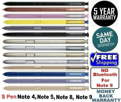 For Samsung Galaxy Note 9 Note 8 Note 5 Note 4 S Pen Touch Stylus OEM SPen