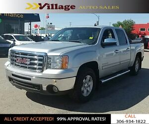 2011 GMC Sierra 1500 SLE Hands Free Calling, Digital Audio In...