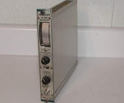 Tennelec Tc 590 Ratemeter Nim Bin Modular