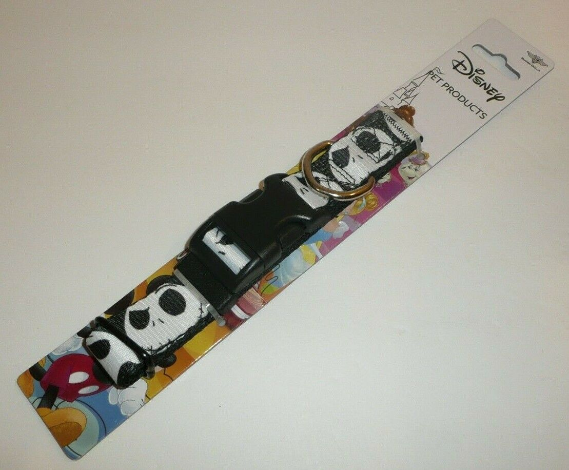 Nightmare Before Christmas Dog Collar - Small Size - Disney