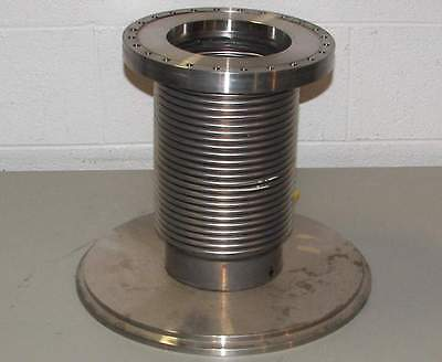 Mdc Varian 10 Conflat High Vacuum Iso 15 Bellows