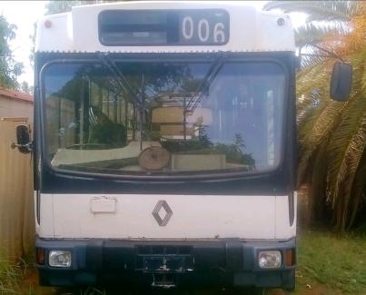 Trans perth bus