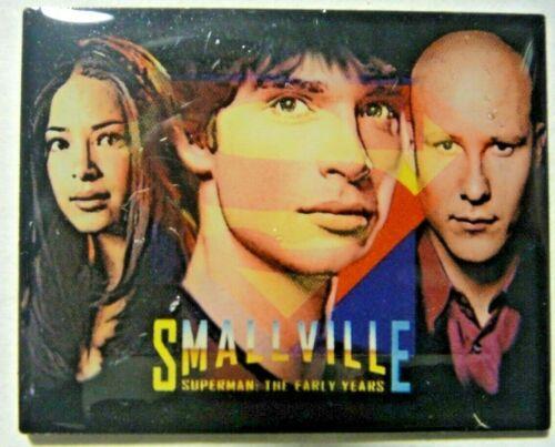 Smallville TV Series(Clark, Lex & Lana) Enamel Pin -New