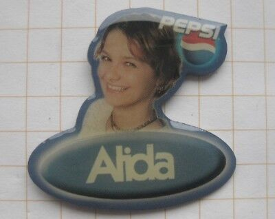 PEPSI / RTL / BIG BROTHER / ALIDA ............. Getränke  Pin (138f)