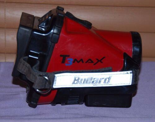 Camera, Thermal Imaging, Bullard, T3MAX With Battery Only -- Tested Working