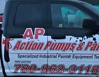 Painting HIPPO Liner ,Load boxes kitchen cabinets,doors & More