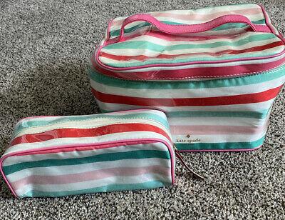 Kate Spade Makeup Case And Bag