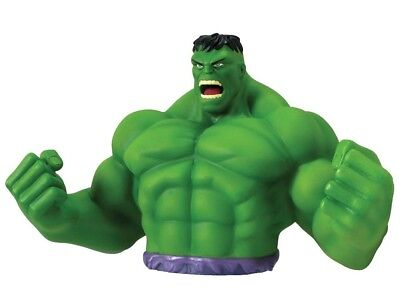 Monogram Marvel Green Hulk Bust Bank (Spardose)